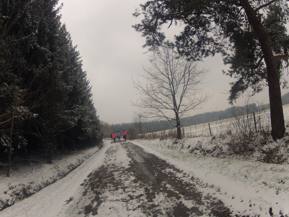 Witte Paasstage: Ardennenstage Maart 2013