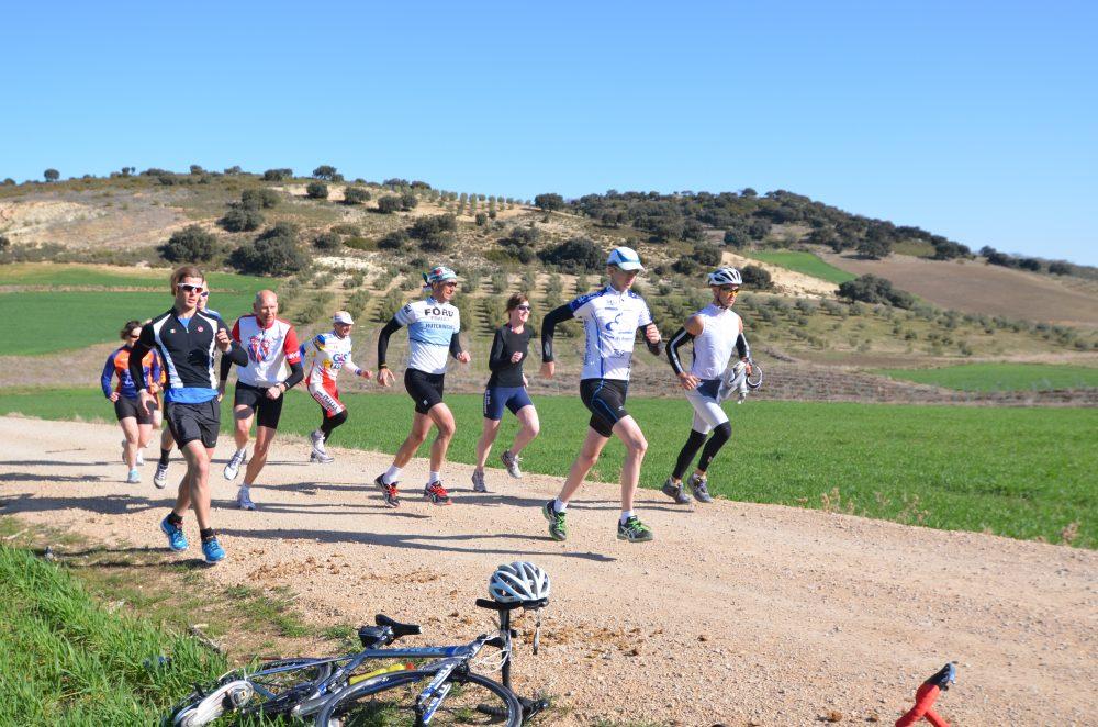'Het Is Hier Het Paradijs': Malaga-stage 2012