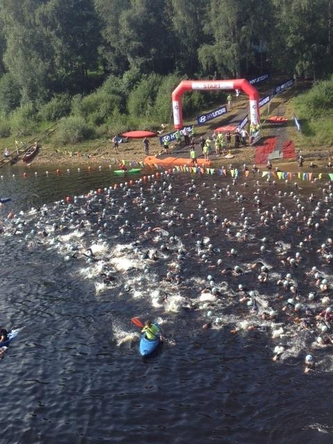 'Ik Doe Alleen Maar Leuke Wedstrijden' – Halve Triathlon Eupen 2014